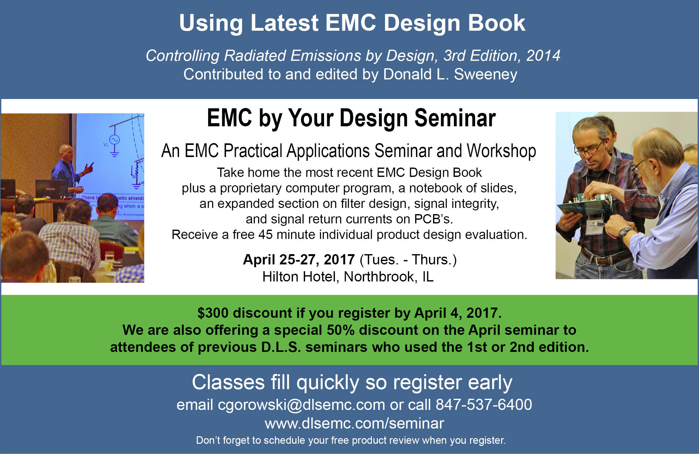 EMC Testing Experts